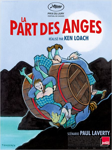 La Part des Anges [BDRip] [MULTI] FRENCH 1CD + AC3