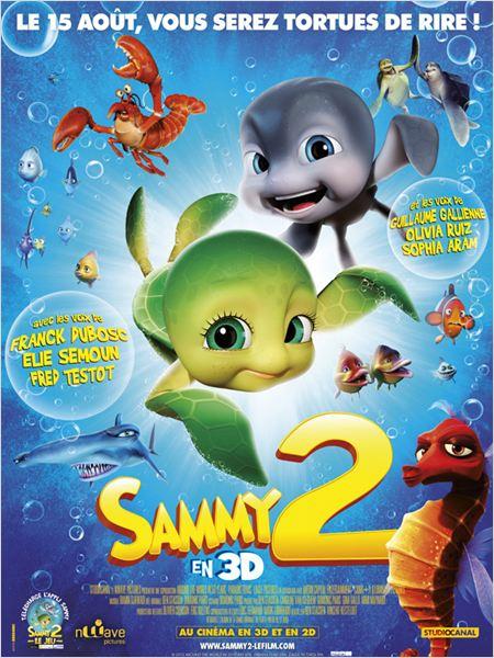 Sammy 2 : affiche