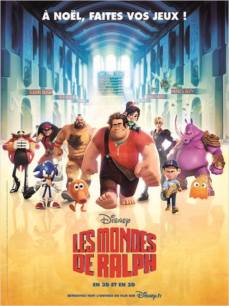 Les Mondes de Ralph streaming vf