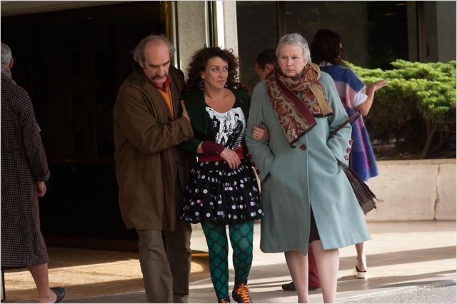 Camille Redouble : photo Michel Vuillermoz, Noémie Lvovsky, Yolande Moreau