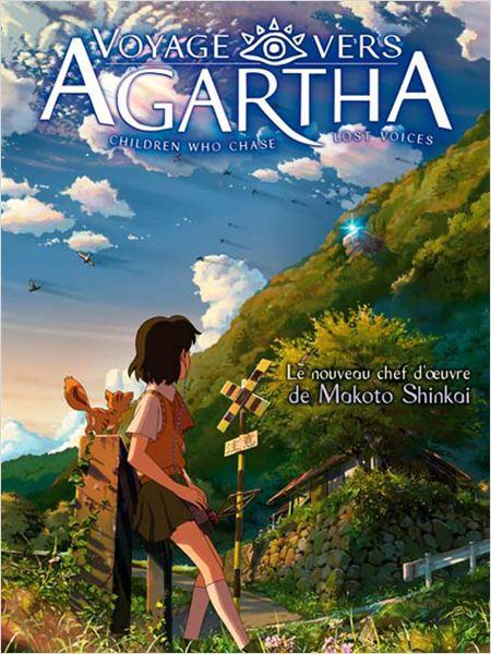 Voyage vers Agartha - Affiche