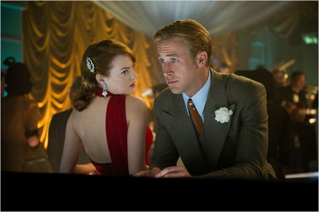 Gangster Squad : photo Emma Stone, Ryan Gosling