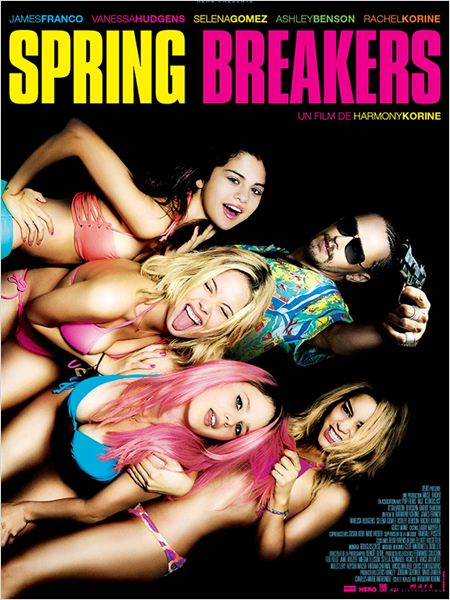 [Multi] Spring Breakers [FRENCH][CAM]