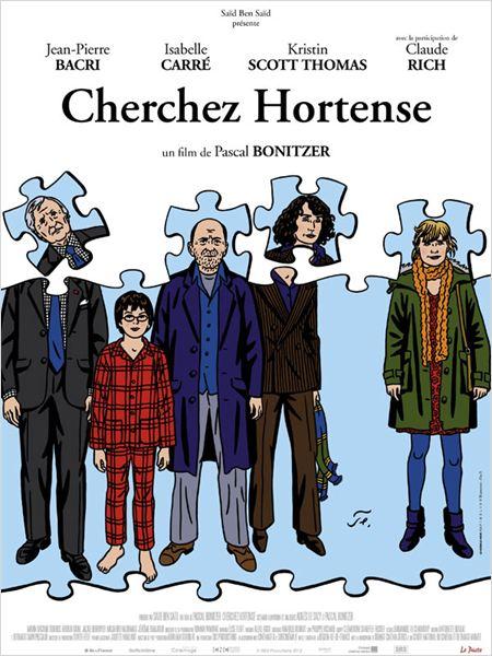 Cherchez Hortense : affiche