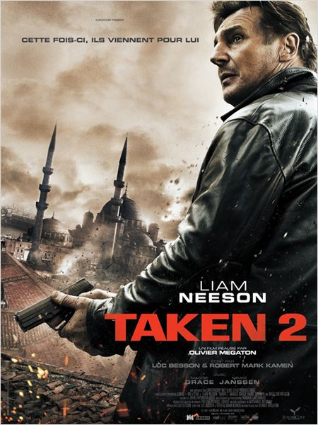 Taken 2 (2012) 1CD [DVDRiP] [FRENCH] [MULTI]