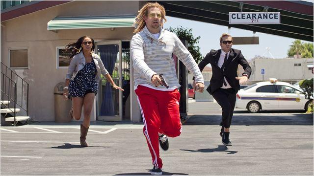 Hit and run : photo Bradley Cooper, Joy Bryant, Ryan Hansen