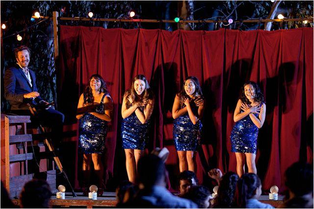 Les Saphirs : photo Chris O'Dowd, Deborah Mailman, Jessica Mauboy, Miranda Tapsell, Shari Sebbens