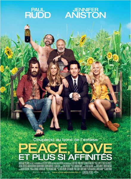 Peace, Love et plus si affinités Streaming Film