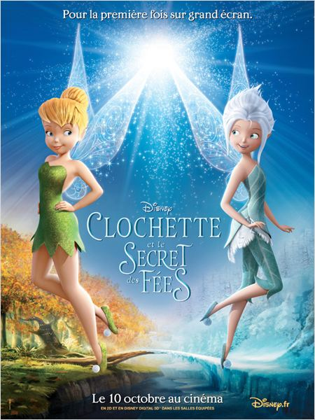Clochette et le secret des fées [Multi-Langues][Bluray 720p]