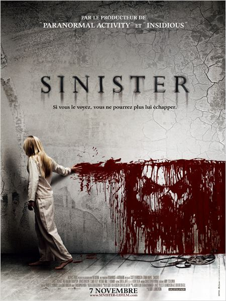 Sinister Streaming Film