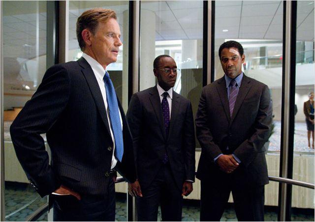 Flight : photo Bruce Greenwood, Denzel Washington, Don Cheadle