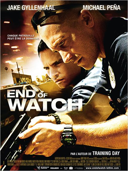 End of Watch (2012) [FRENCH] [Blu-Ray 720p / 1080p]