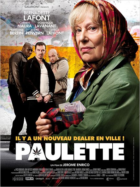 [Multi] Paulette 2013 FRENCH 720p BluRay