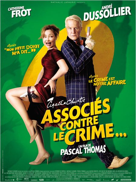 Associés contre le crime... (2012) [FRENCH] [BRRiP AC3 / BDRip 2CD]