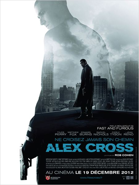 Alex Cross : affiche