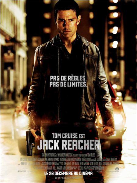 Jack Reacher : affiche