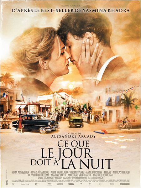 Ce que le jour doit à la nuit (2012) [1CD] [FRENCH] [BDRIP] [MULTI]