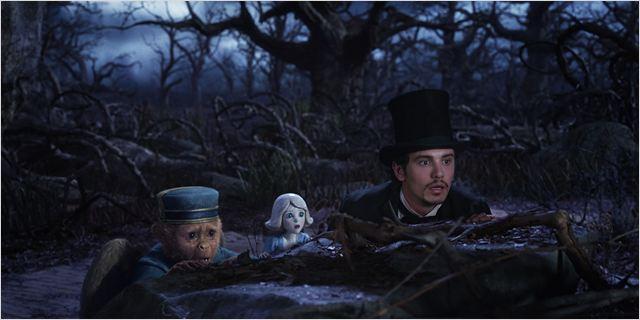 Le Monde fantastique d'Oz : photo James Franco