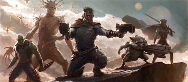 Guardians of the Galaxy : photo