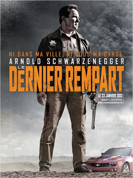 [Multi] Le Dernier rempart 2013 MULTi 1080p BluRay