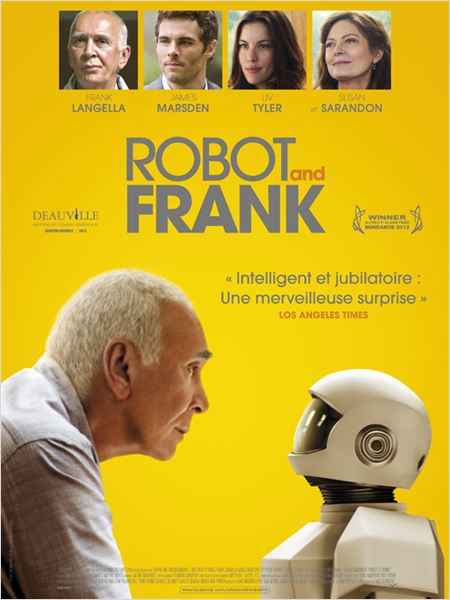 [MULTI] Robot And Frank  [BRRiP - AC3 ] VOSTFR