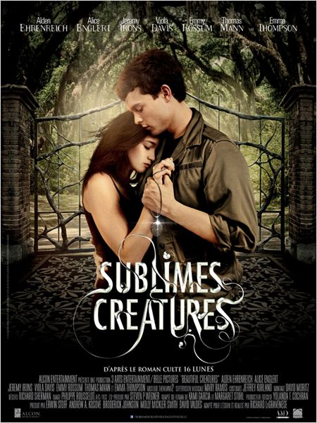 film Sublimes créatures streaming
