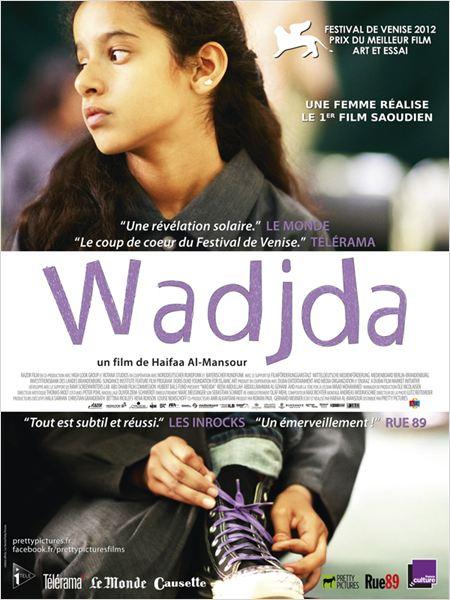 Wadjda : affiche