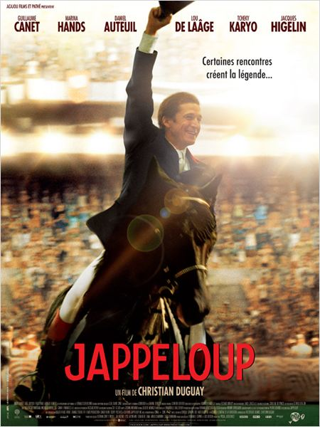 Jappeloup : affiche
