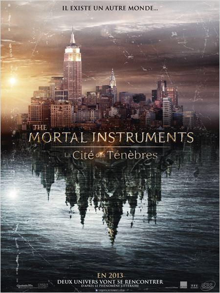 20399734 The Mortal Instruments   La Cité des Ténèbres en salles le...