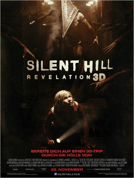 [MULTI] Silent Hill : Rvlation 3D (2012) [TRUEFRENCH] [TS-MD] (exclue)
