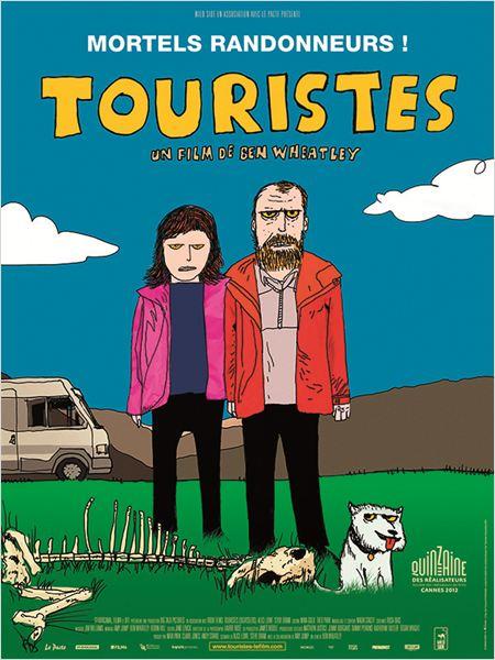 Touristes : affiche