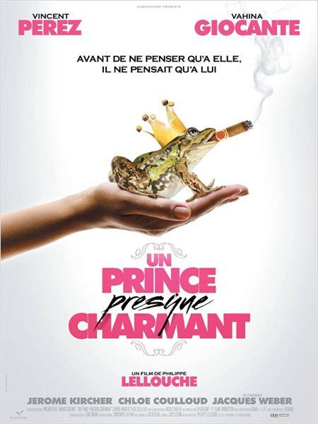 Un Prince (presque) charmant : Affiche