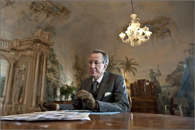 The Best Offer : Photo Geoffrey Rush