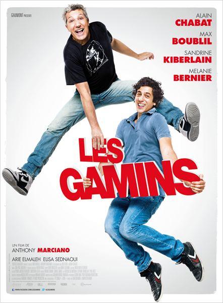 Les Gamins : affiche