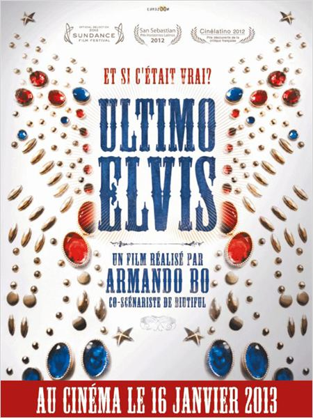 Ultimo Elvis : affiche