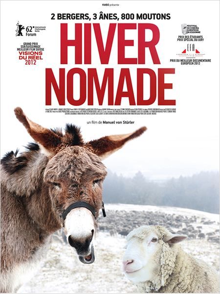 Hiver nomade : affiche