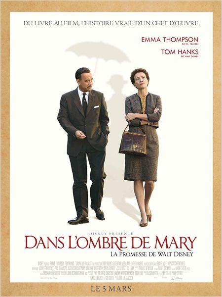 Dans l'ombre de Mary – La promesse de Walt Disney
