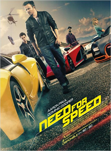 Need for Speed [FRENCH][BDRip]