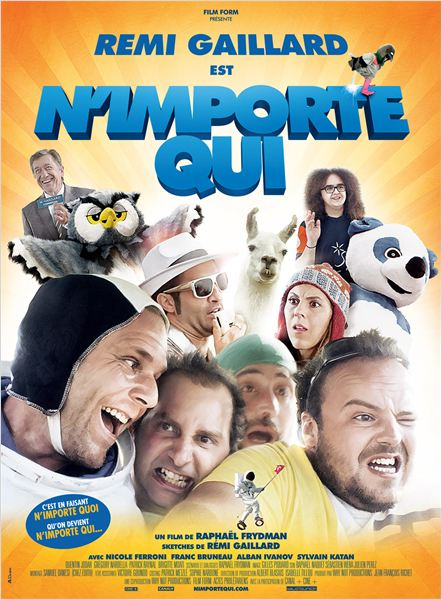 N'importe qui [DVDRiP] [FRENCH]