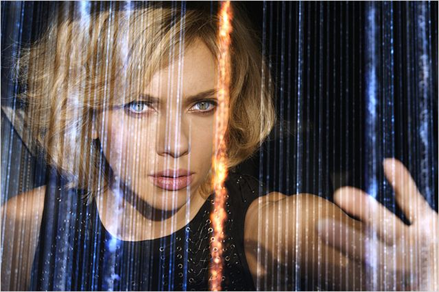 Lucy : Photo Scarlett Johansson