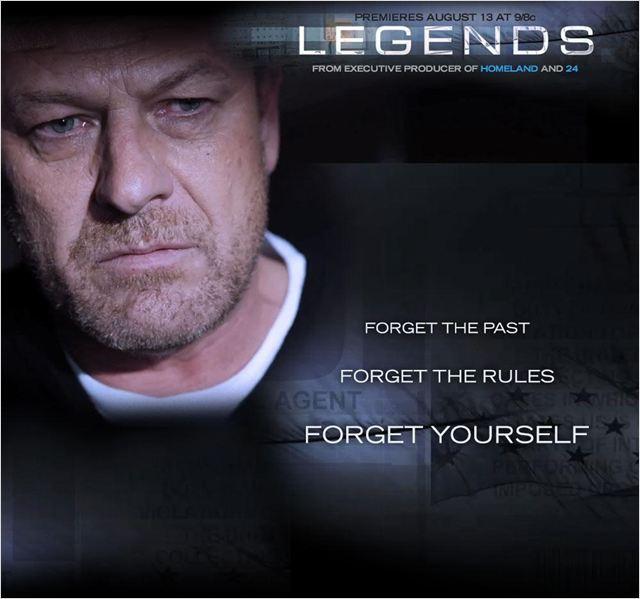 Legends (2014) saison 2 en vo / vostfr