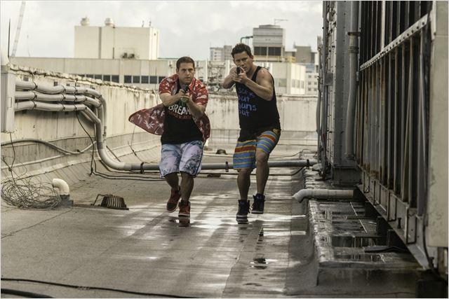 22 Jump Street : Photo Channing Tatum, Jonah Hill
