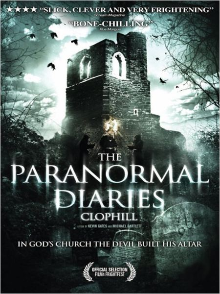 The Paranormal Diaries: Clophill dvdrip