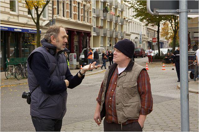 Un Homme très recherché : Photo Anton Corbijn, Philip Seymour Hoffman
