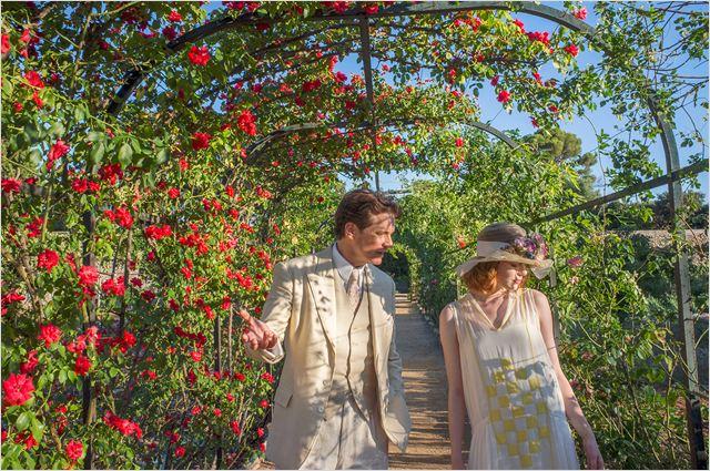 Magic in the Moonlight : Photo Colin Firth, Emma Stone