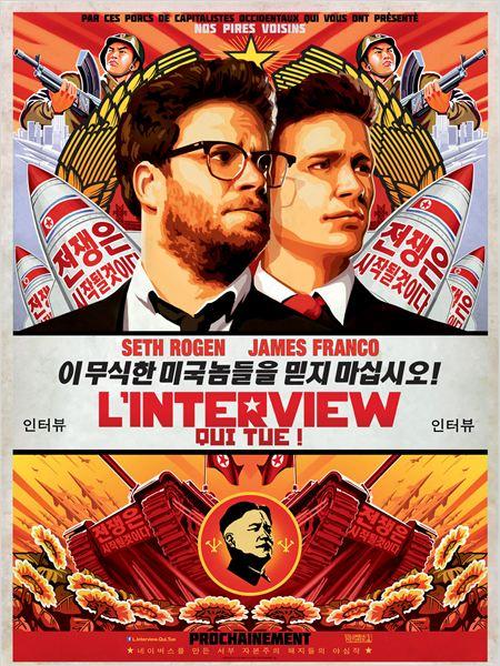 L'Interview qui tue ! [vostfr]