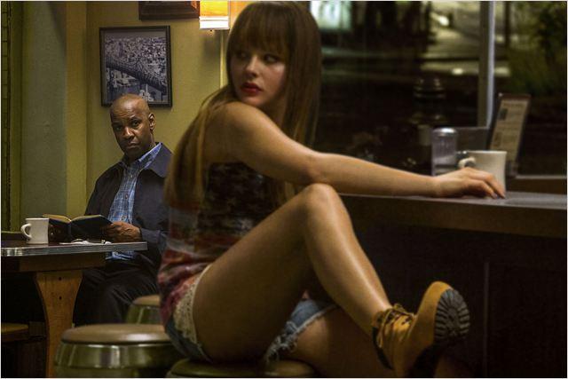 Equalizer : Photo Chloë Grace Moretz, Denzel Washington