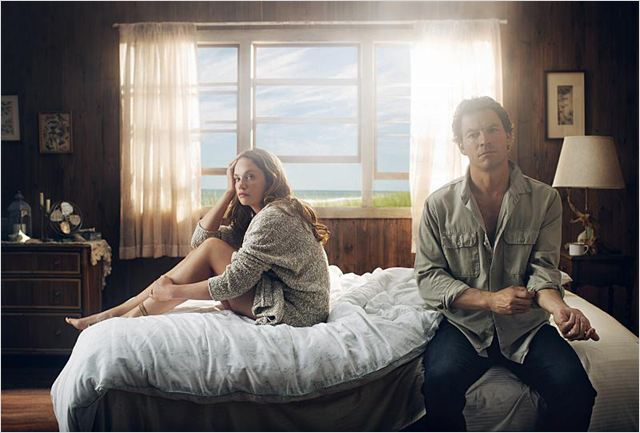 Photo Dominic West, Ruth Wilson