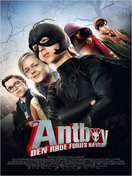 Antboy : La revanche de Red Fury [DVDRiP] [FRENCH]