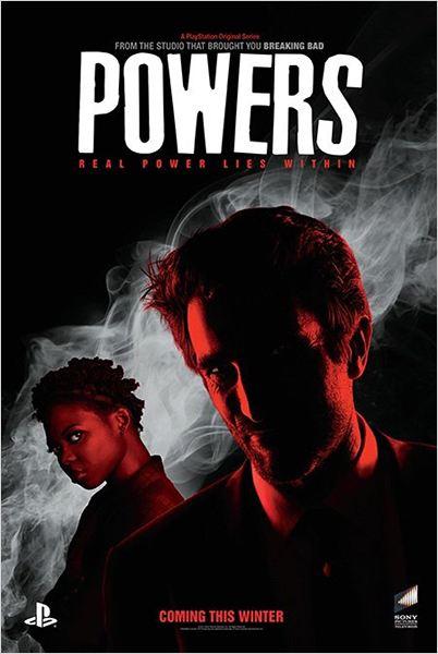 Powers (2015) saison 1 en vostfr